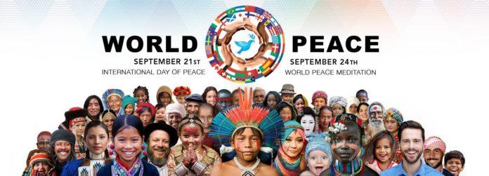 Global Synchronized Meditation for World Peace September ...
